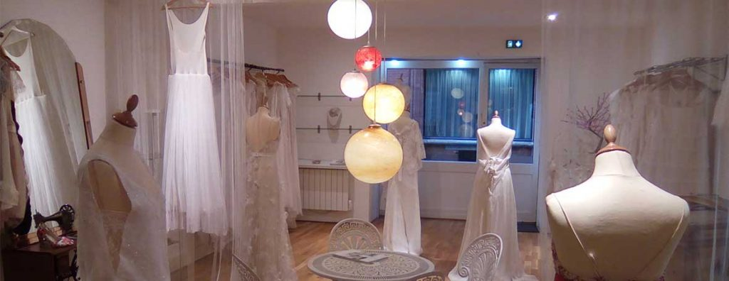 Boutique de robes de mariée à Toulouse